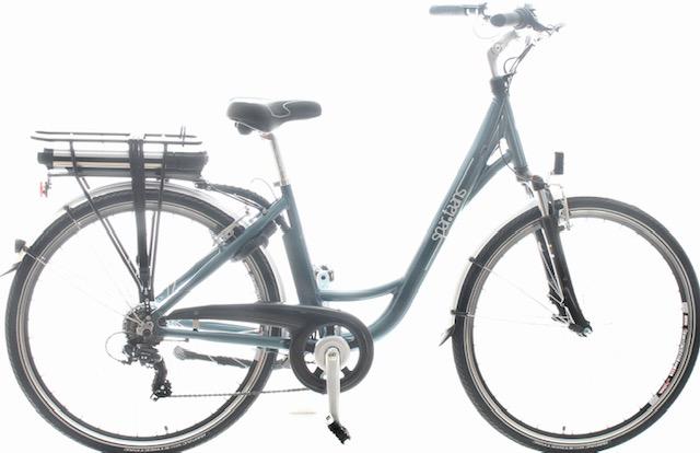 Spartaans  E-Bike  bij Edwin Groen Tweewielers B.V.