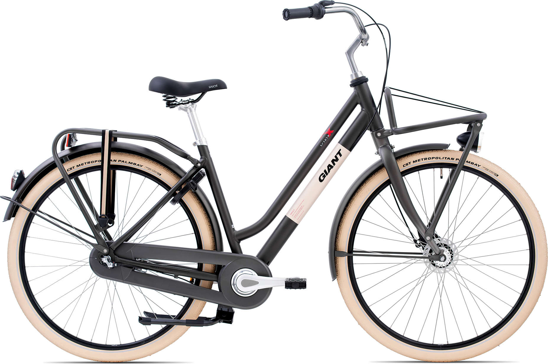 Giant Triple X 2 Heren en Dames 2020 bij Fiets Shopping Centre